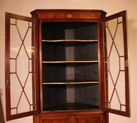 Corner Cabinet in Mahogany - 18th Century Georgian (6 of 13)
