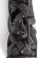 East African Makombi Tribe Family Tree Carving (4 of 6)