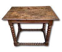 17th Century Spanish Country House Occasional Table