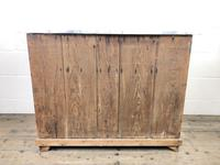 Antique Pine & Marble Chest of Drawers (15 of 15)