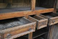 Antique French Housekeepers Cupboard (11 of 11)