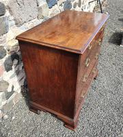 George III Mahogany Chest of Drawers (4 of 8)