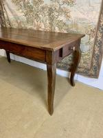 19th Century French Fruitwood Farmhouse Table (2 of 8)
