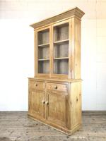 Victorian Antique Pine Glazed Dresser (2 of 8)