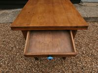 Lovely 19th century pine small farmhouse style kitchen dining table (7 of 12)