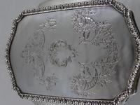 Antique Silver Desk Clip London 1911 (5 of 5)