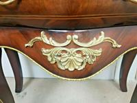 Antique French Italian Bombe, Rococo Style Chest of Drawers (7 of 9)
