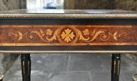 Superb French Inlaid Side Table/Work Table (10 of 18)