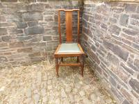 Richard Norman Shaw Set of Eight Chairs (4 of 9)