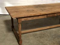 French Farmhouse Table with drawers (12 of 25)