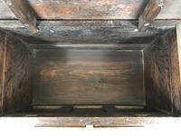 Antique Oak Welsh Coffer Bach (5 of 10)