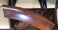 Mahogany Dining Table & Set of 10 Regency Style Chairs (3 of 19)
