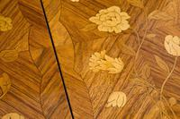 Suite of French Walnut & Floral Marquetry (8 of 20)