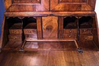 Walnut Bureau Bookcase - Early 18th Century (4 of 17)
