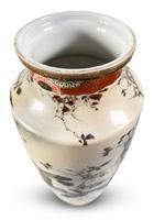 19th Century Meiji Period Kutani Vase (4 of 5)