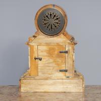 Sienna Marble Clock Garniture (4 of 6)
