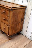 19th Century Pine Dresser Base (8 of 14)