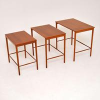 Danish Vintage Teak Nest of Tables by Grete Jalk (2 of 11)