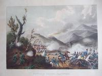 """Aquatint of the """"Battle of Busaco Sept 27th 1810"""", Pub. by James Jenkins in """"Martial Achievements of Great Britian & Her Allies 1799-1815"""""""