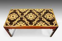 Late 18th Century Custom Built Mahogany Low Table (4 of 5)