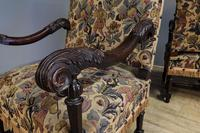 Pair of French Walnut Armchairs (4 of 7)