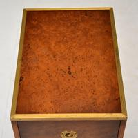 Burr Elm Military Campaign Style Side Chest (5 of 11)