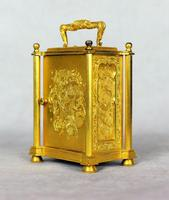 English Fusee Carriage Clock - James Voak of London (5 of 6)