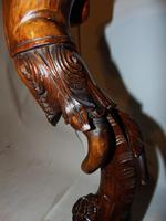 Italian Carved Limewood Torchere (6 of 8)