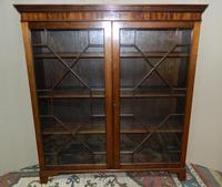 Mahogany Bookcase (2 of 7)