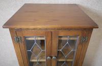 Wood Bros Old Charm Oak Hi Fi Cabinet (2 of 12)