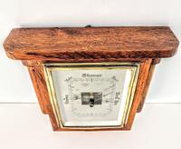 1930s Art Deco Design Wall Mounted Barometer (4 of 6)