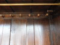 Country Oak Press Cupboard (9 of 14)
