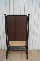 Faux Bamboo Cheval Mirror (7 of 8)