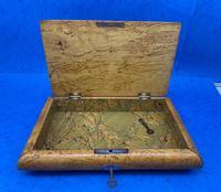 Russian Burr Ash Table Box (3 of 14)