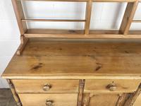Victorian Antique Pine Dresser (10 of 18)