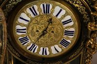 Massive Buele Mantle Clock Double Fusee (10 of 17)