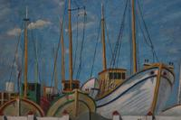 Boats in dry dock by Rudolph Ihlee (3 of 7)