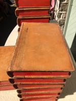 30 Antique Leather Bound Law Books 1880-1910 (7 of 7)