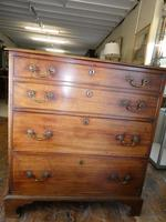 18thc 3' Wide Secretaire Chest of Drawers (9 of 12)
