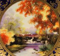 Wonderful Noritake Cabinet Plate (4 of 7)