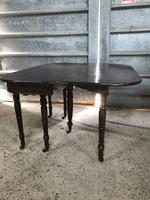 Regency concertina dining table (3 of 13)
