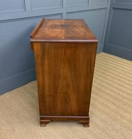 Burr Walnut Chest of Drawers (6 of 13)