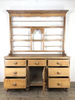 Victorian Antique Pine Dresser (7 of 18)
