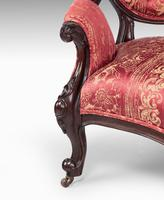 Elaborate & Complex Mid 19th Century Chaise Longue (4 of 5)