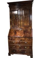 Walnut Bureau Bookcase - Early 18th Century (17 of 17)