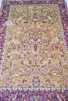 Kashan Rug Early 20th Century (12 of 12)