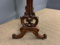 Victorian Period Mahogany Table (8 of 14)