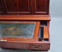 Superb Quality 19th Century Mahogany Secretaire Desk Cabinet (12 of 12)