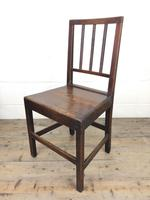 Set of Six 19th Century Welsh Oak Farmhouse Chairs (10 of 14)