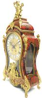 Wow! Phenomenal French Boulle Mantel Clock Rare 8-day Striking Bracket Clock Superb Condition (13 of 22)